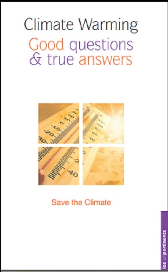Cover English Edition Climate Warming